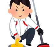 sports_curling_woman